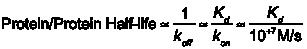 PP-halflife